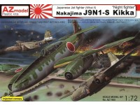 Nakajima J9N2-S Kikka Night fighter