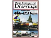 MiG-23 Flogger (1/48) Detail  Scale  Aircraft  Drawings