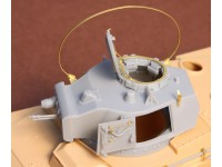 Toldi I (A20) Corrected Turret (without barrel) for Hobbyboss Kit