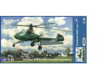 Doblhoff WNF 342 German WW II helicopter