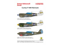 Curtiss P-40N-5 Warhawk