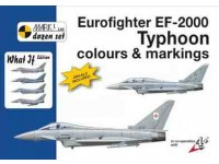 Eurofighter Typhoon What If Colours and Markings
