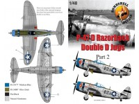 P-47D Double D Jugs, Part II