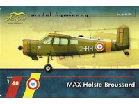 Max Holste MH-1521 Broussard