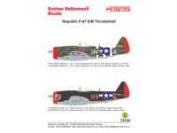 Republic P-47D/M Thunderbolt