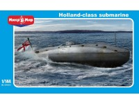 Holland 1 - HM submarine Torpedo Boat No 1