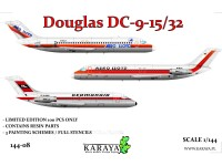 DC-9-15/32  GermanAir/AeroLloyd