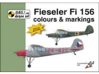 Fieseler Fi-156 Colours and Markings