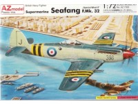 "Supermarine Seafang Mk.32 ""What If"""
